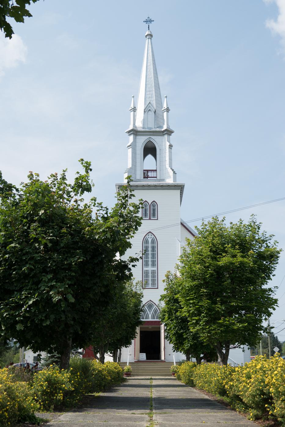 Église de Piopolis - Quoi faire dans les Cantons-de-l'est