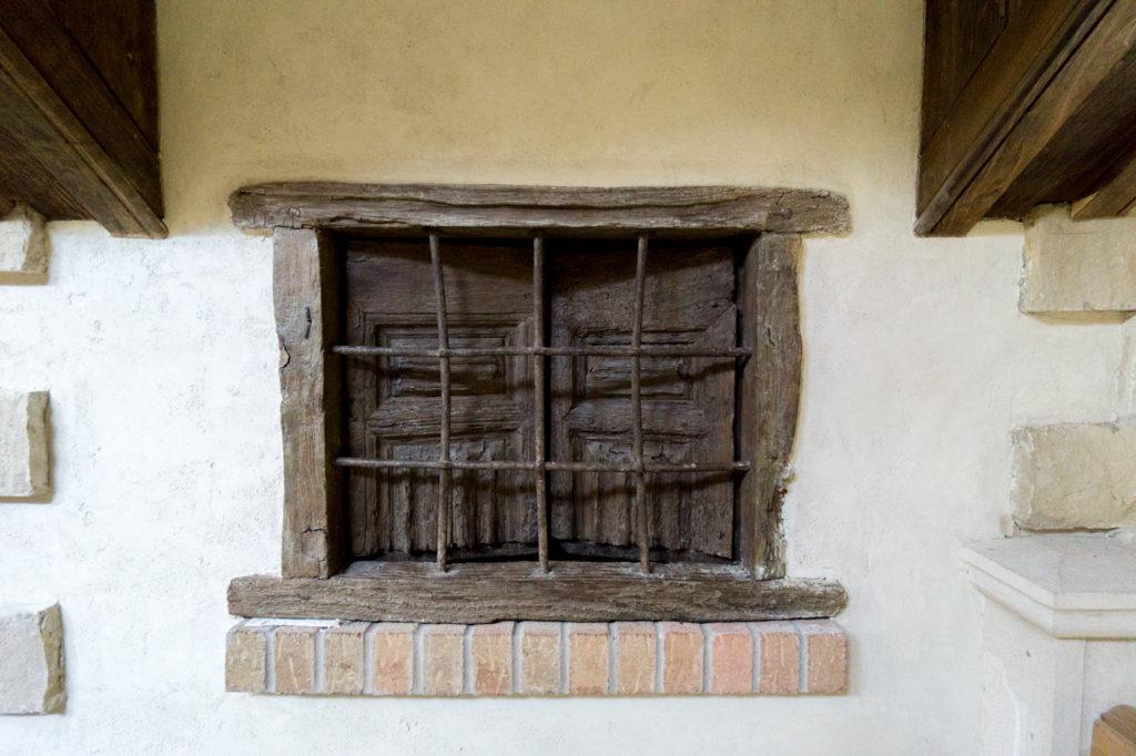 Porte ancienne de Toscane