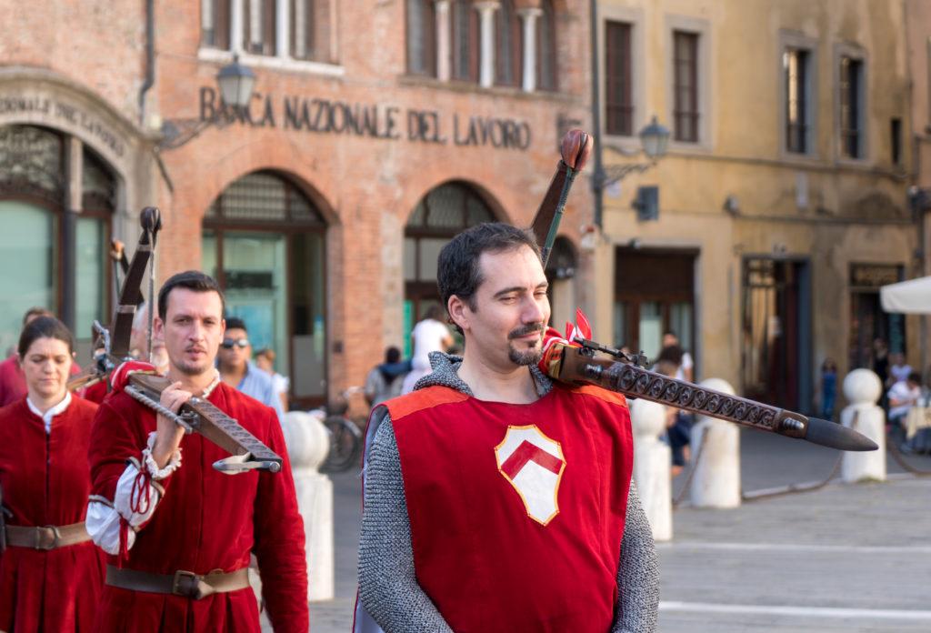 Quoi voir à Lucca? Le Palio annuel