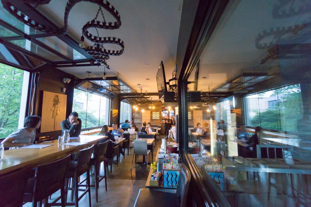 Restaurant Sutton Brouerie - Où manger dans les Cantons-de-l'Est?