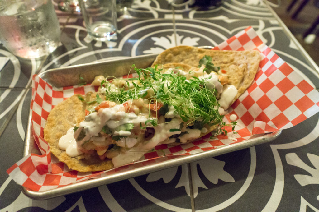 Tacos de poisson - Sutton Brouerie