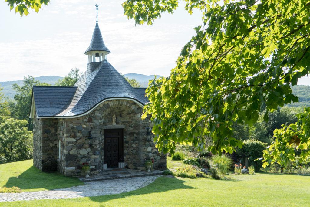 vignoble Chapelle Sainte-Agnes