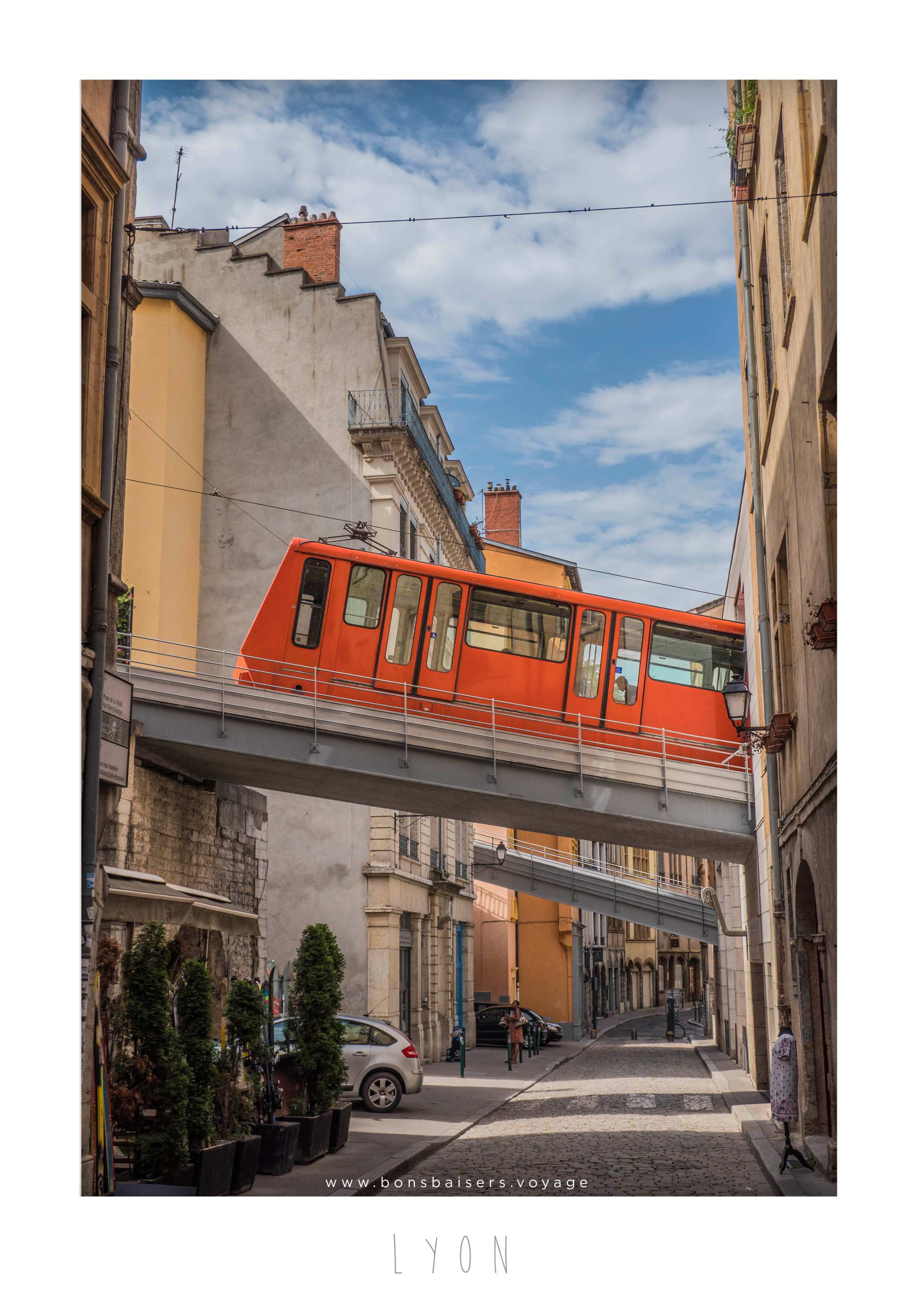 Lyon, photo par Léa du blogue Bons baisers