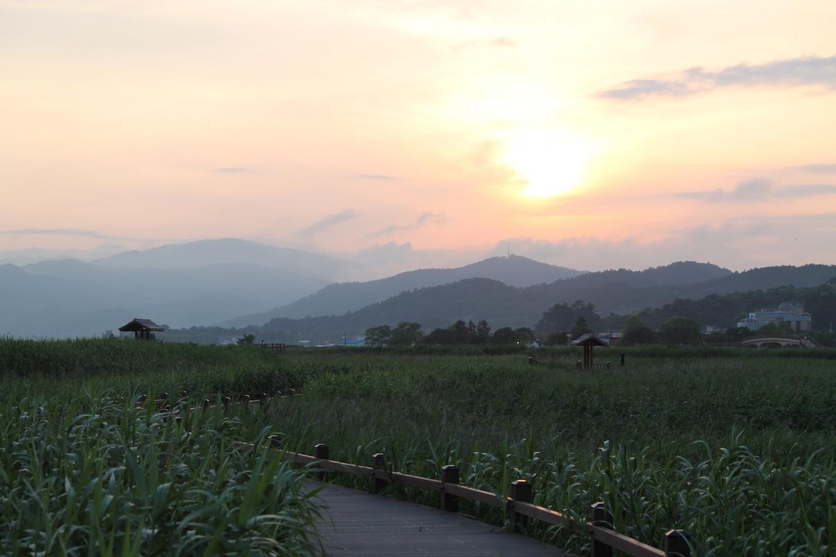 Corée du Sud - Photo par Nos racines sur 4 continents