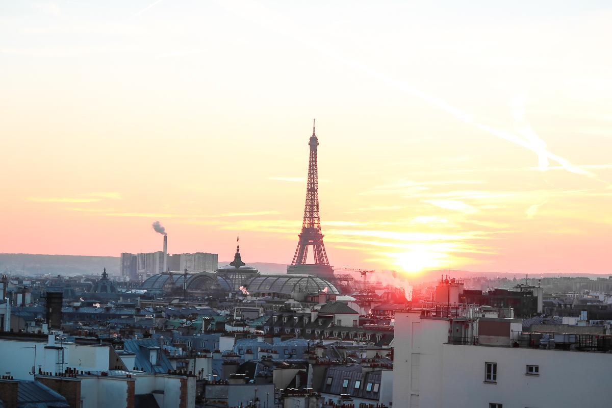 Paris - Photo par On my tree