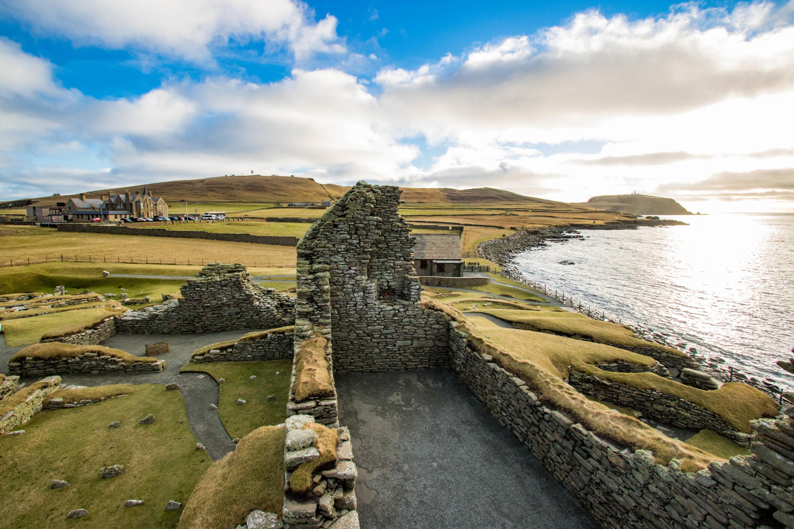 Les îles Shetland en Écosse - Photo par Itinera Magica