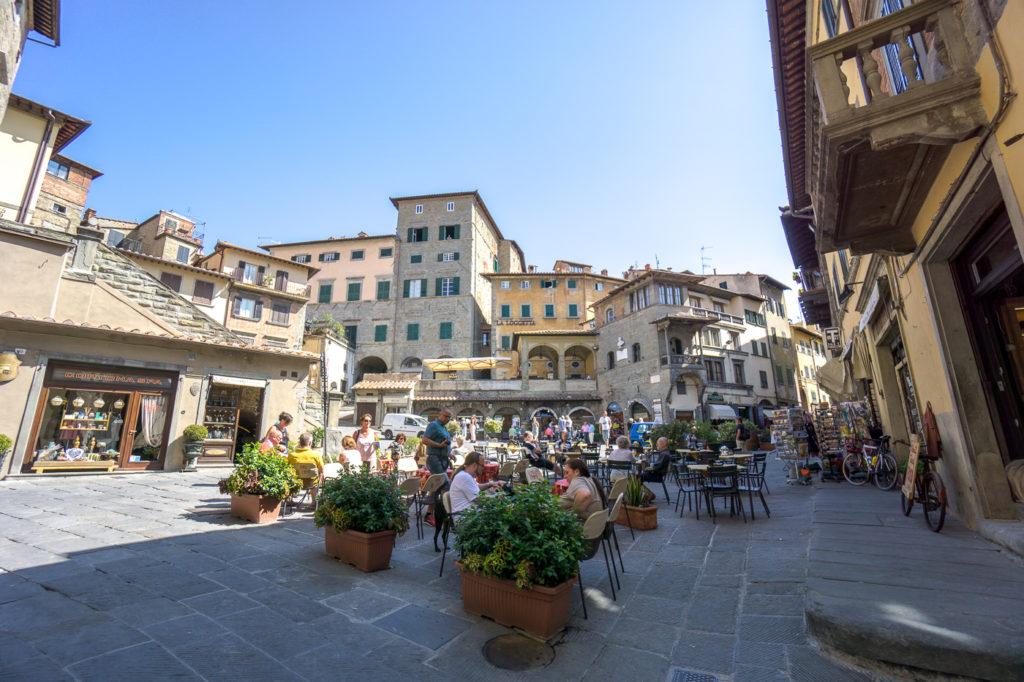Incontournables en Toscane, Cortona - Sous le soleil de Toscane