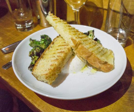 Mozzarella di Bufala - repas à MTLàTable - Québec