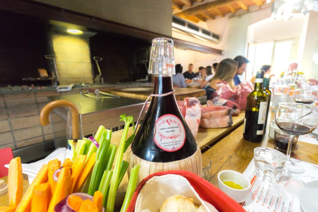 Où manger en Toscane? Dario Doc - Officina della Bistecca - Panzano in Chianti