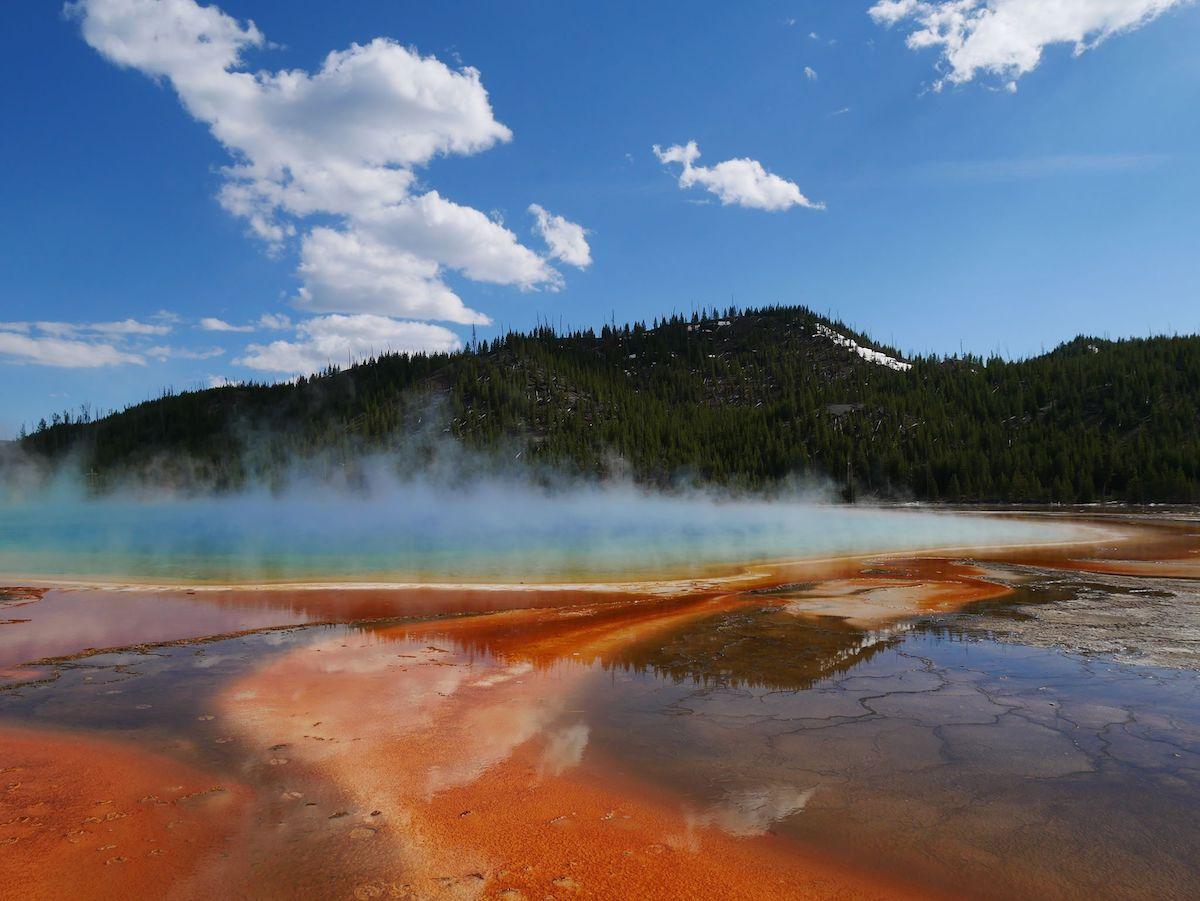 Yellowstone - Photo par Deux évadés