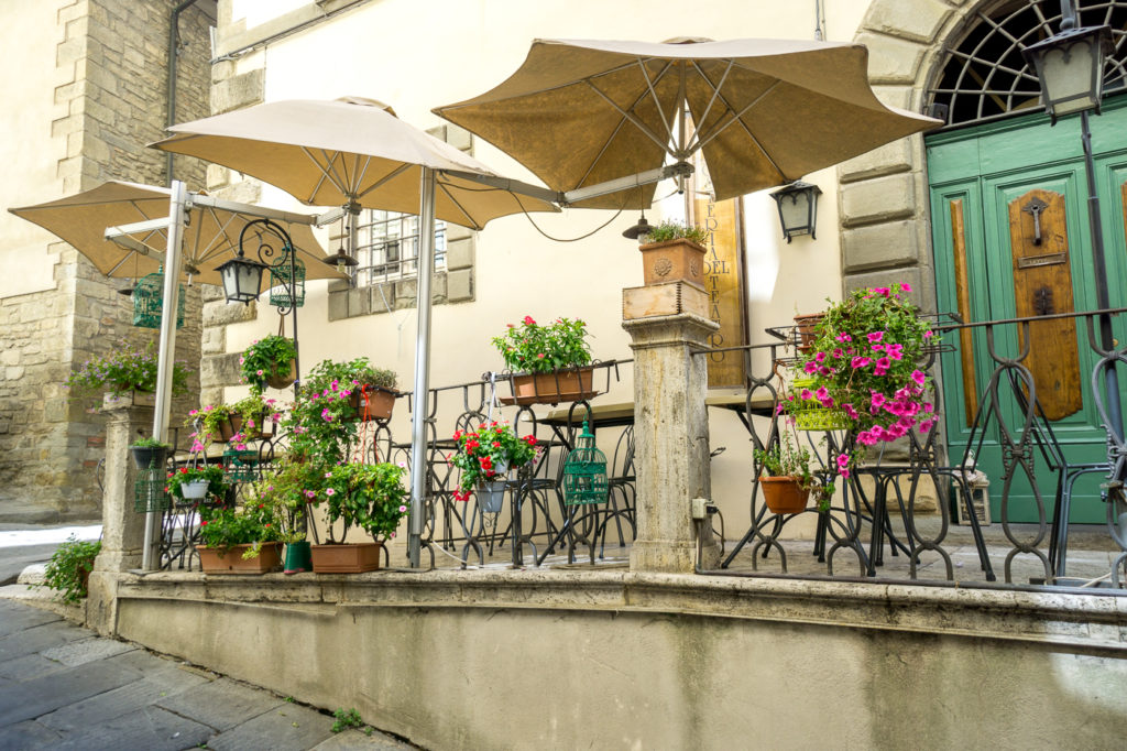 À faire à Cortona, Toscane