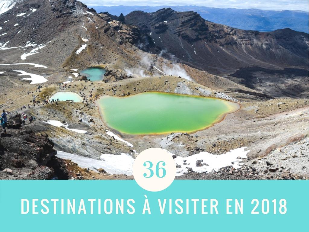 36 Pays A Visiter Absolument En 2018
