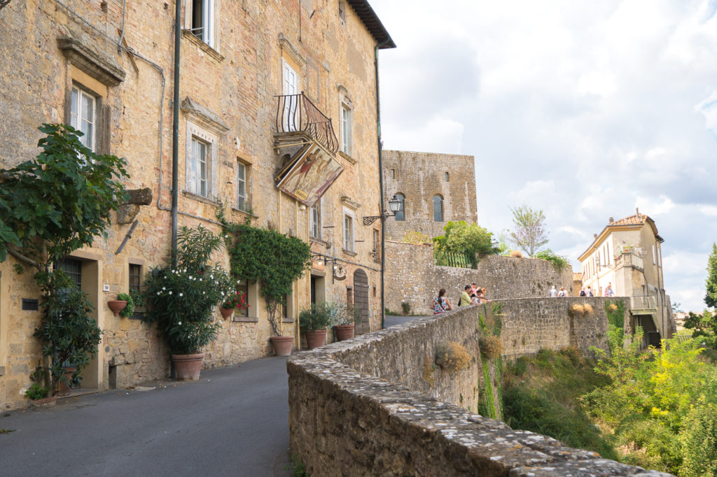 Remparts de Volterra
