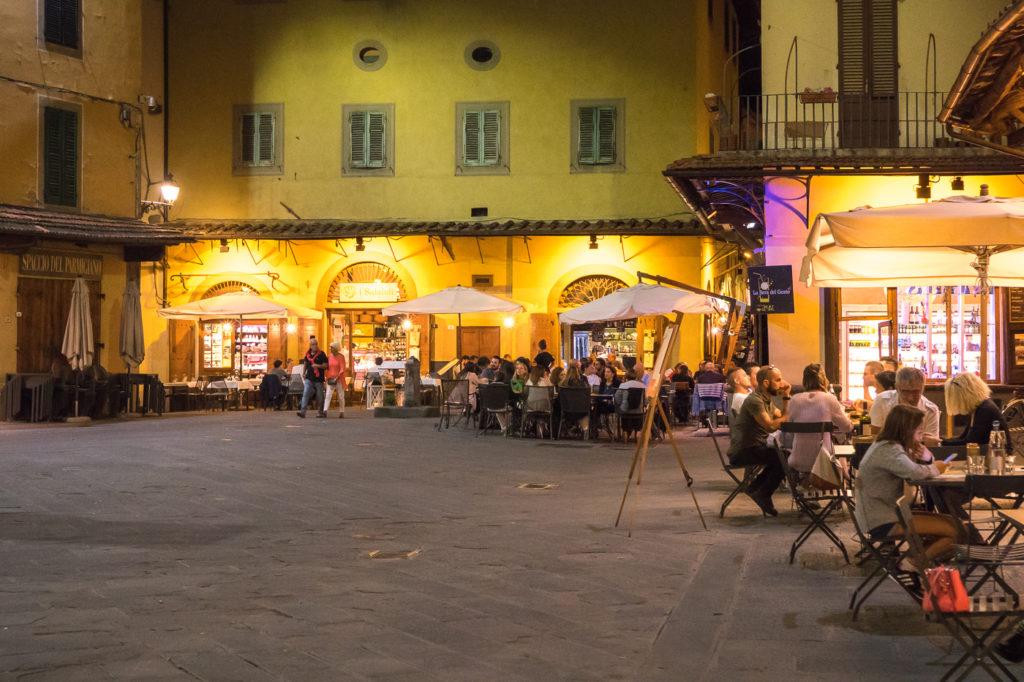 Vie nocturne de Pistoia - Quoi faire en Toscane?