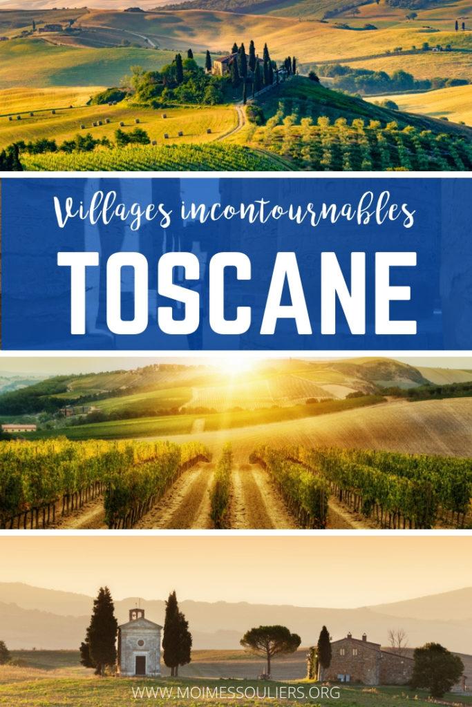 Villages - Quoi voir en Toscane, Italie