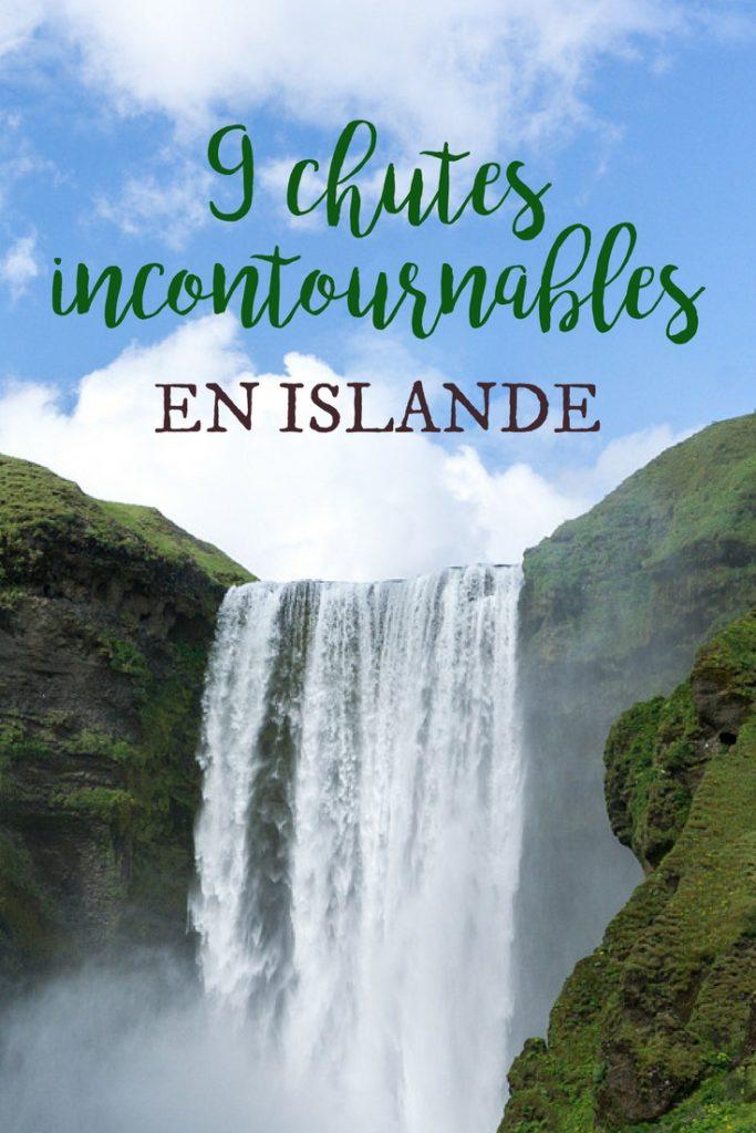 9 chutes incontournables en Islande