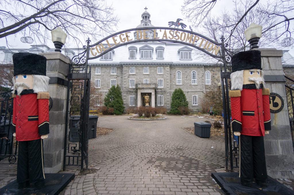 Marché de Noël de L'Assomption - Collège de L'Assomption