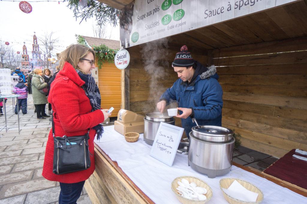 Marchés de Noël de Joliette - Ragoût de boulettes