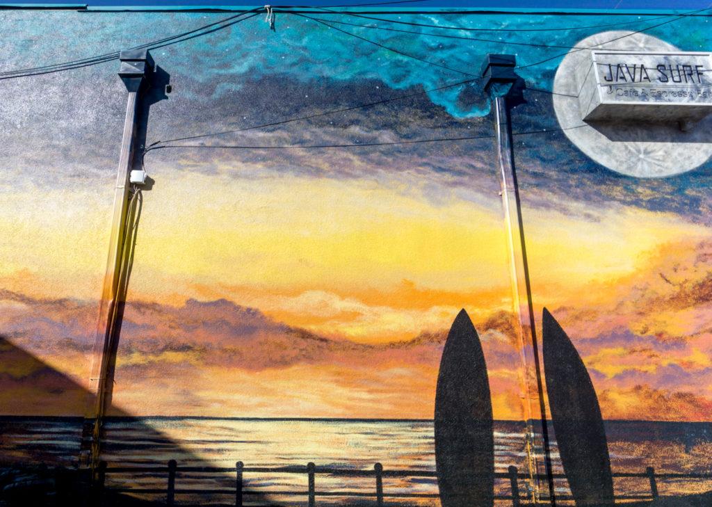 Murales de vagues et de surf - VIBE