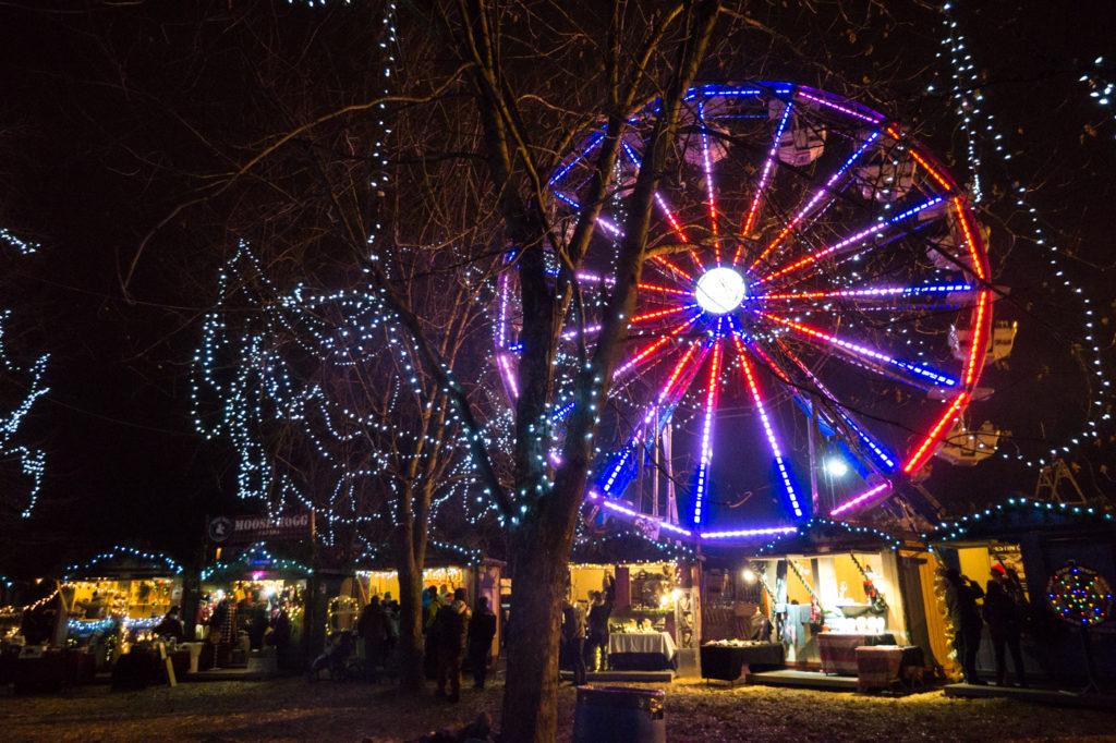 Marché de Noël de Terrebonne, Lanaudière