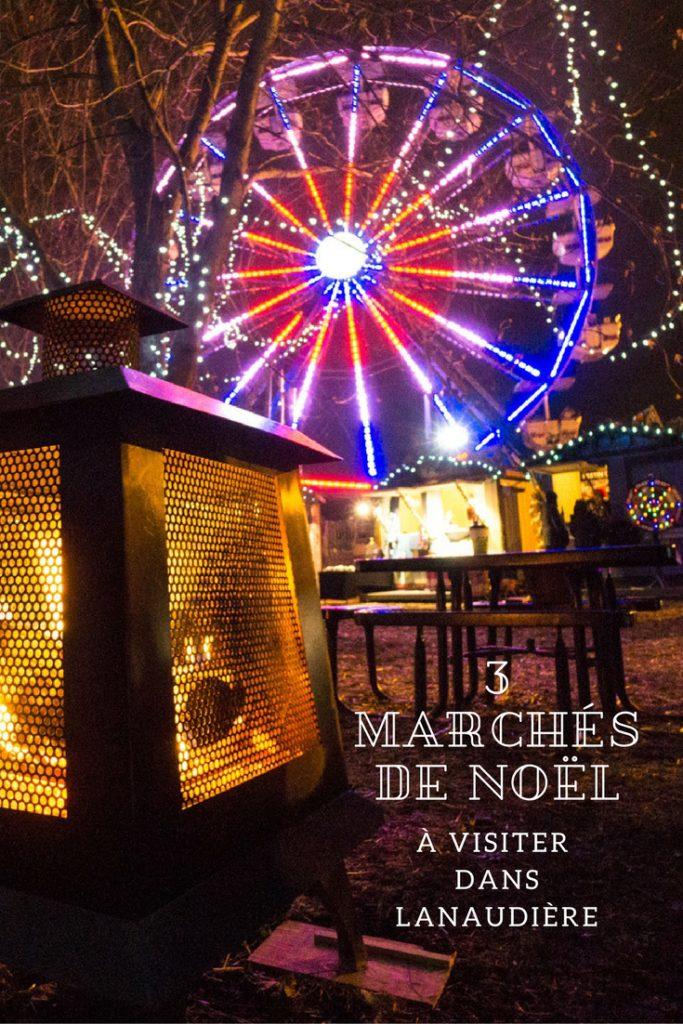 3 marchés de Noël à visiter dans Lanaudière