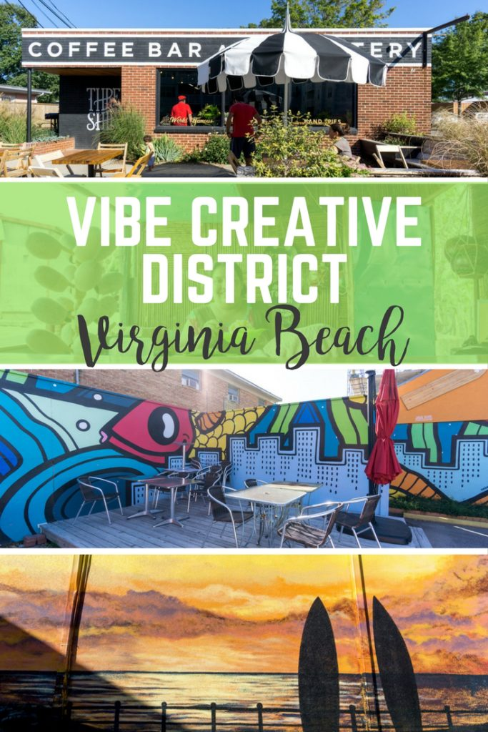 ViBe Creative District - à faire à Virginia Beach - USA