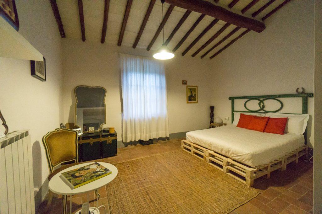 Où dormir en Italie - Chambre du Acquapietra Guesthouse