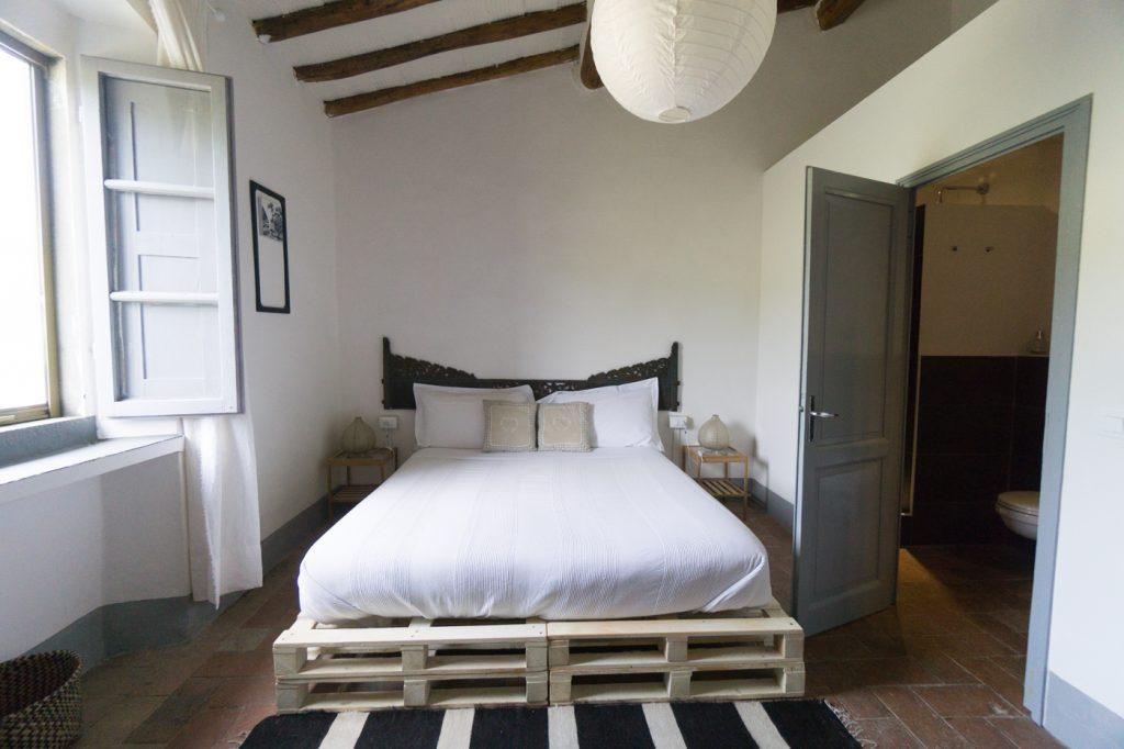 Où dormir dans le Chianti? Acquapietra Guesthouse