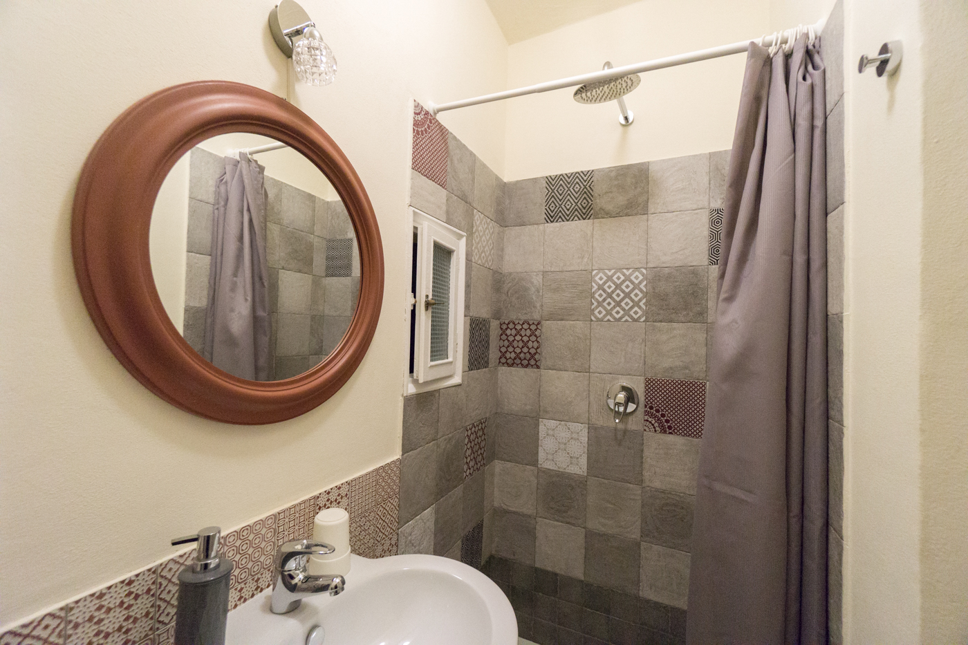 Salle de bains - B&B In Acquaviva Livourne