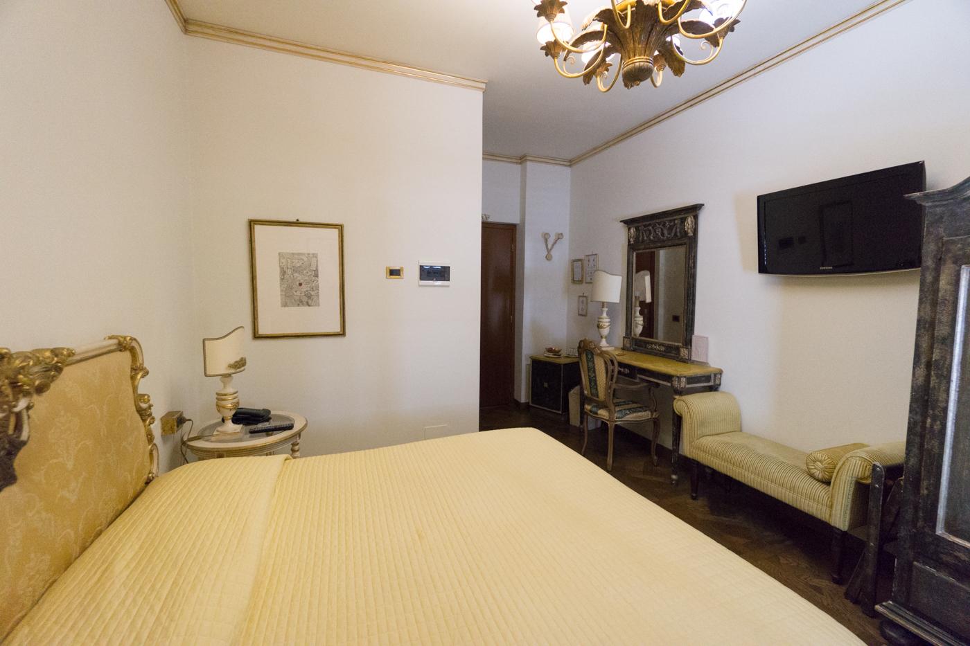 Où dormir en Toscane? Hotel Palazzo Alexander