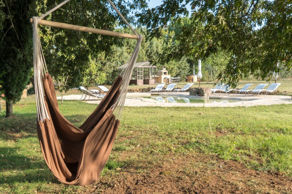 Agriturismo biologico Sant'Egle - Sorano - Où dormir en Toscane