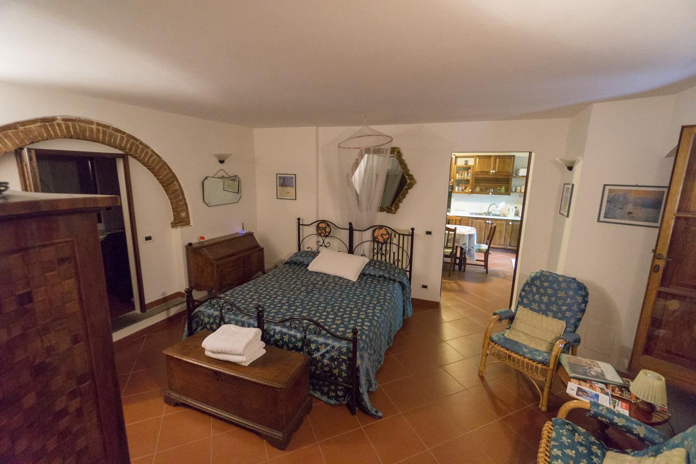 Chambre à coucher à louer à Arezzo