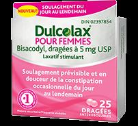 vBoîte Dulcolax pour femmes