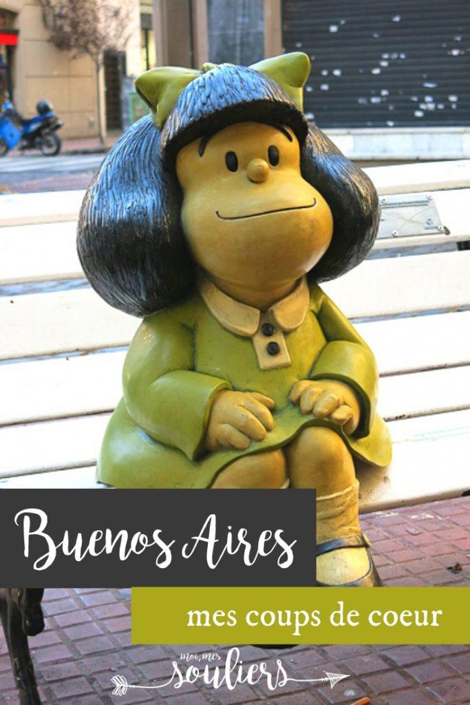 Coups de coeur à Buenos Aire en Argentine