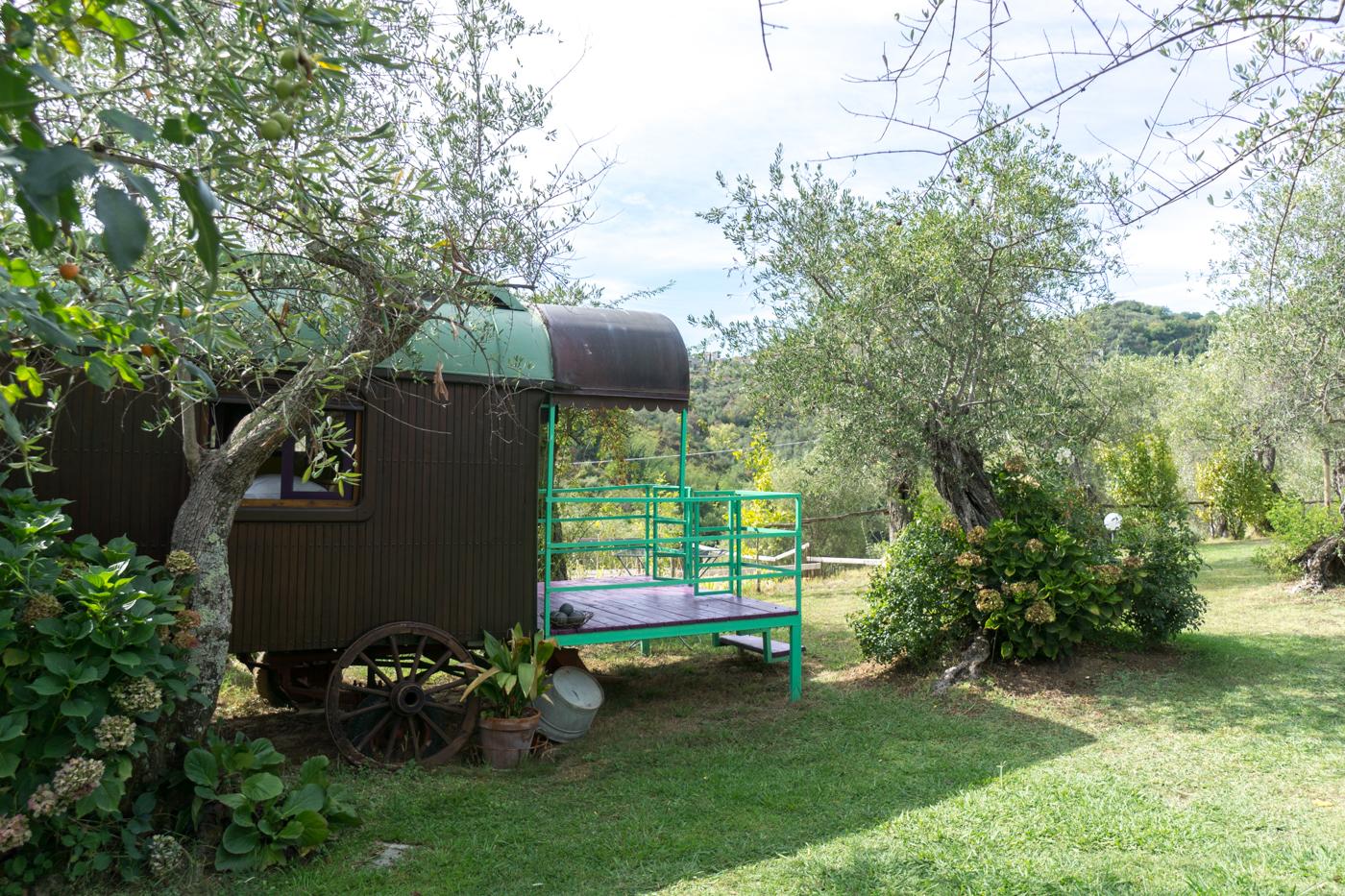 Caravane tzigane - Azienda Agricola Della Mezzaluna - Où dormir en Italie