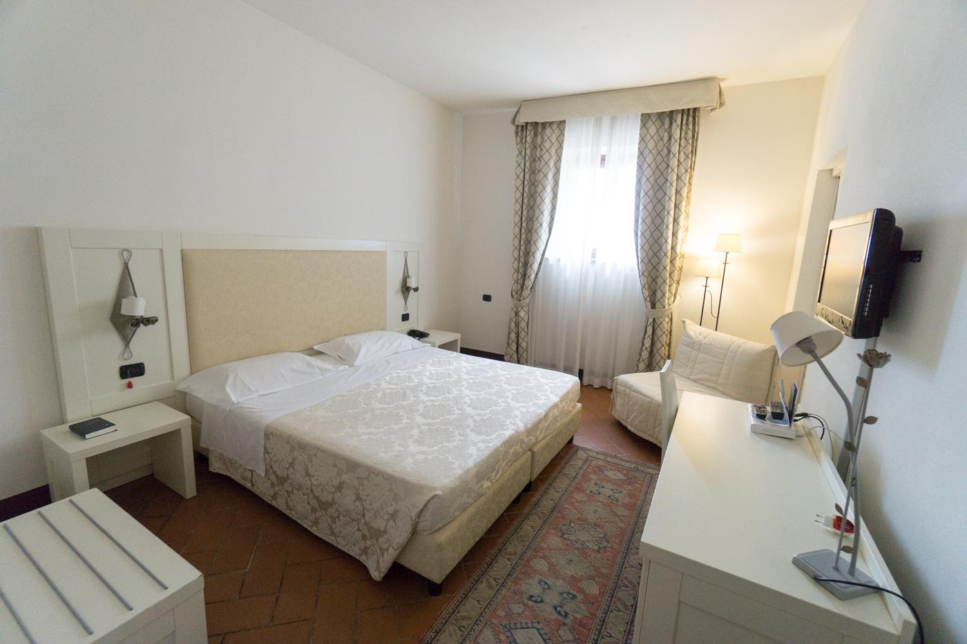 Hotel San Miniato - ville de la truffe