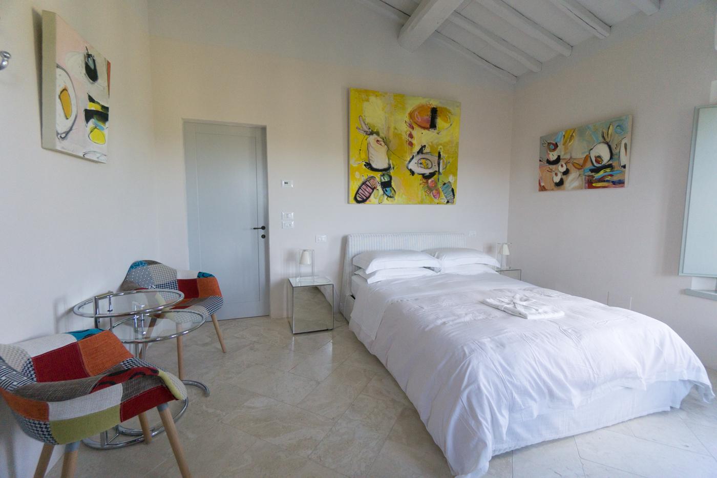 où dormir en Toscane - Siena House