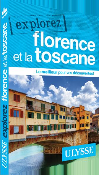 Couverture de mon guide Ulysse Explorez Florence et la Toscane