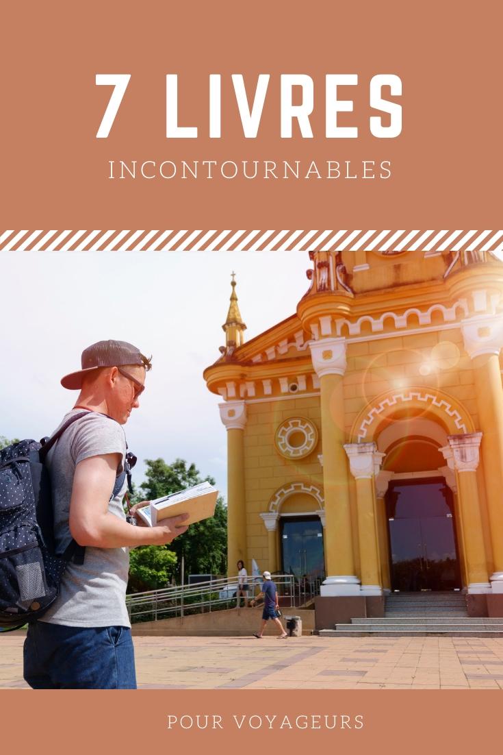 Livres incontournables pour voyager