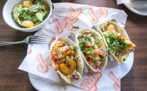 Joyride - Restaurant mexicain de tacos à Mesa sur la Fresh Foodie Trail de Phoenix