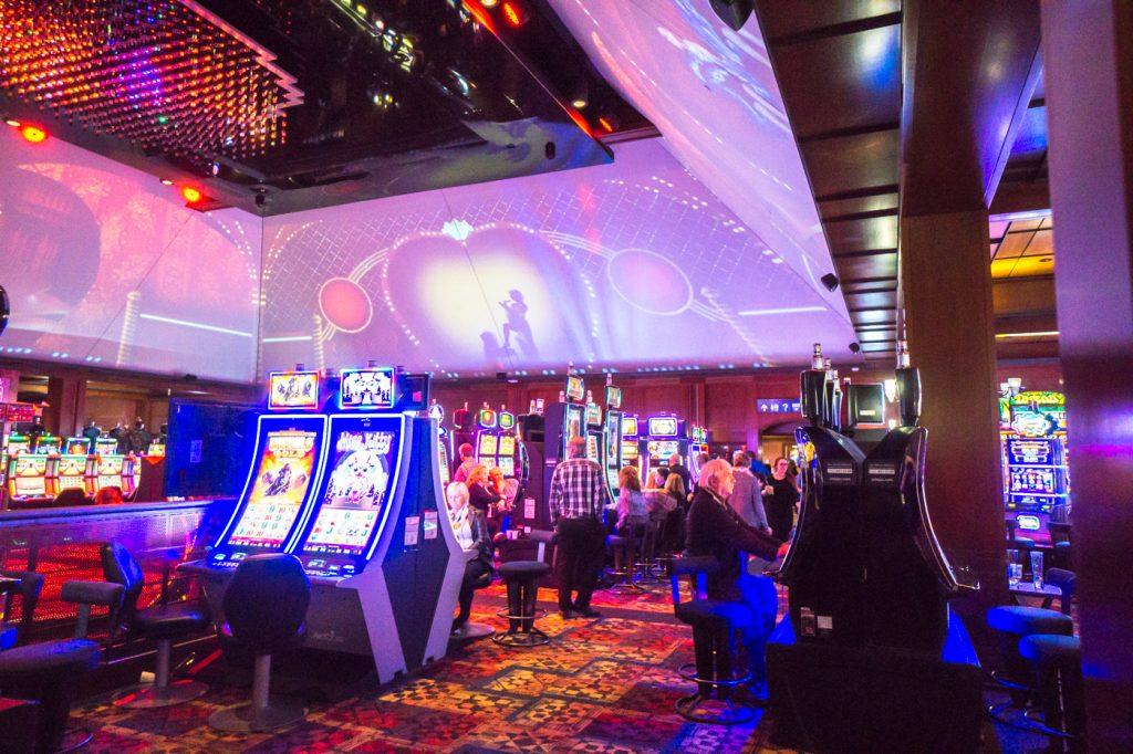 Machines à sous au Casino de Charlevoix