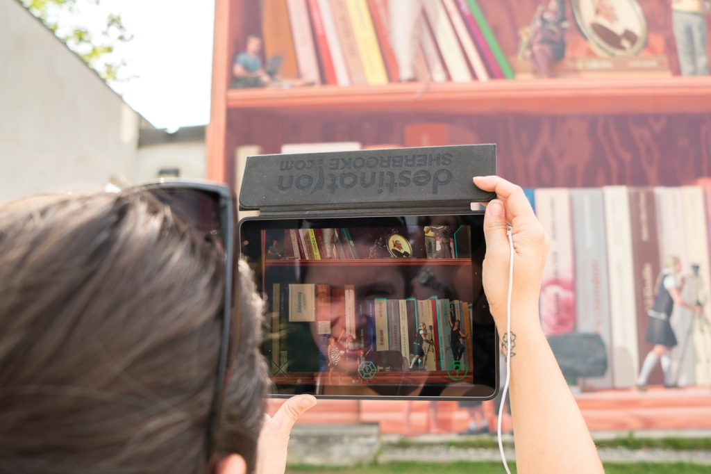 Destination Sherbrooke et Muralis - le Street art au Québec