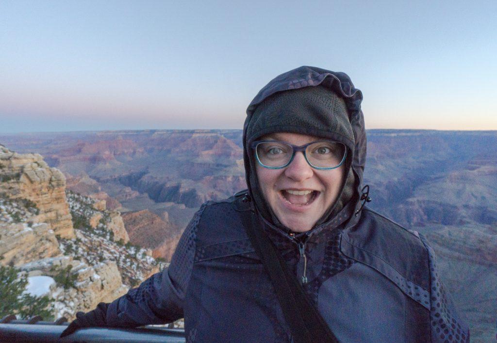 Packing list pour l'Arizona en hiver - Quoi porter au Grand Canyon