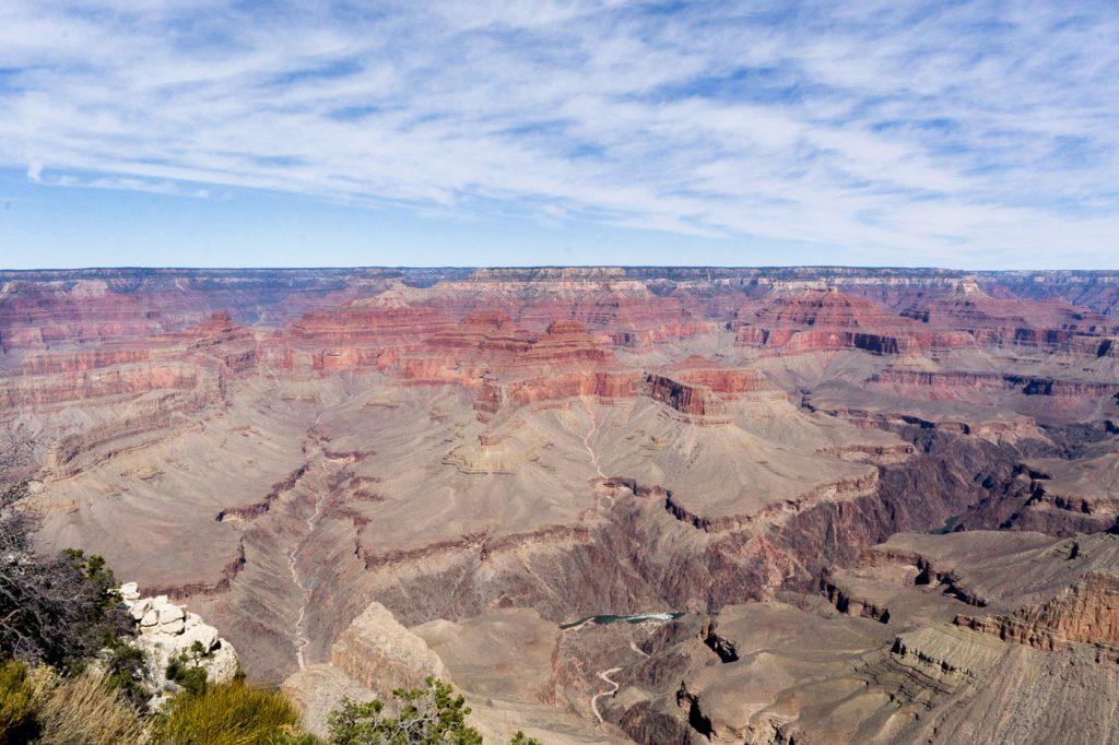 Panorama au Grand Canyon - Voyage en Arizona