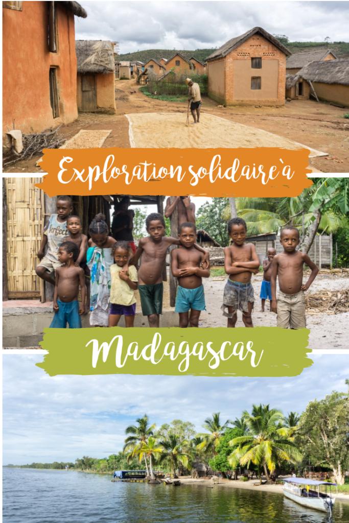 Exploration solidaire à Madagascar