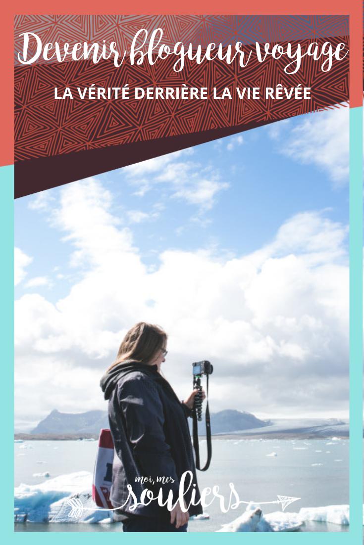 Vérité sur les blogueurs voyage