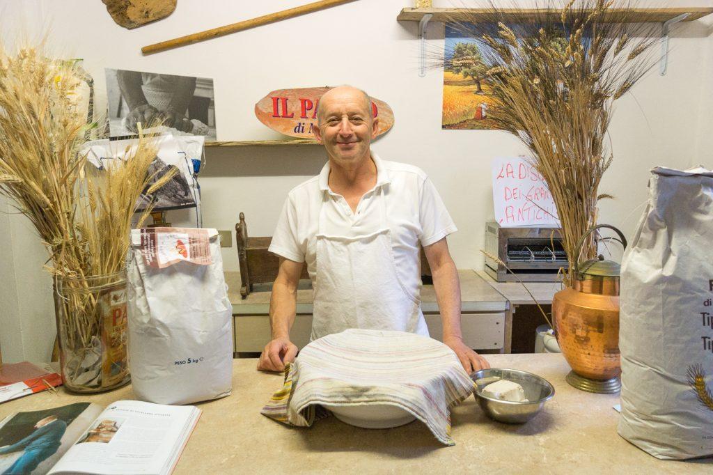 Visite de la boulangerie de Bepe dans le Chianti en Toscane - Quoi faire en Italie