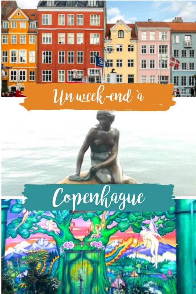 Un weekend à Copenhague
