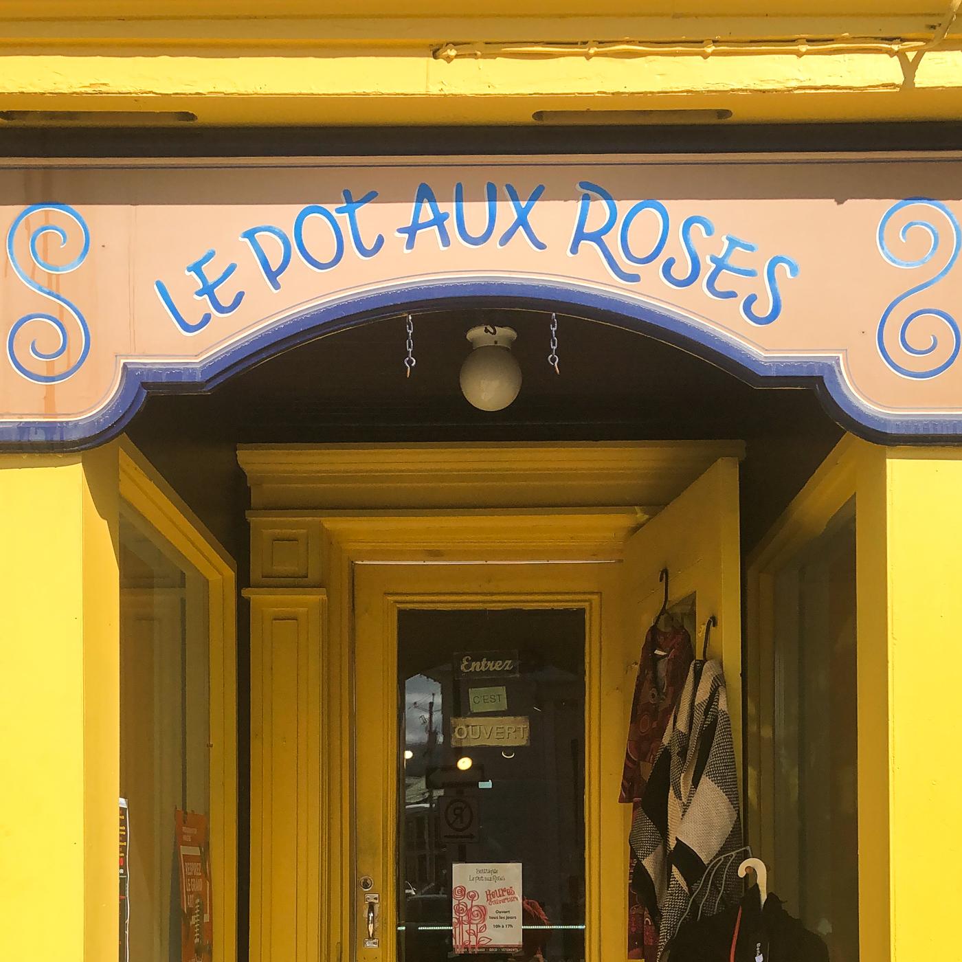 Le Pot aux Roses de Baie-Saint-Paul