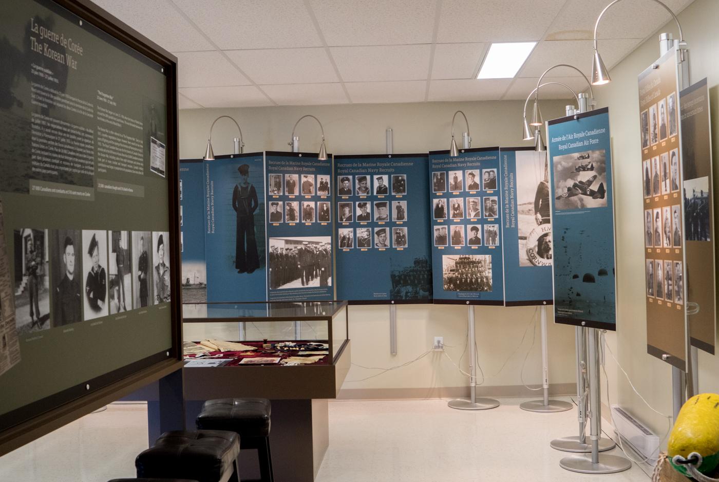 Musée des vétérans de Grosse-Île CAMI